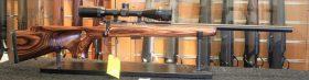 CZ 455 Thumbhole .22LR