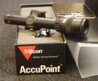 Trijicon Accupoint 1-4×24 BAC Amber